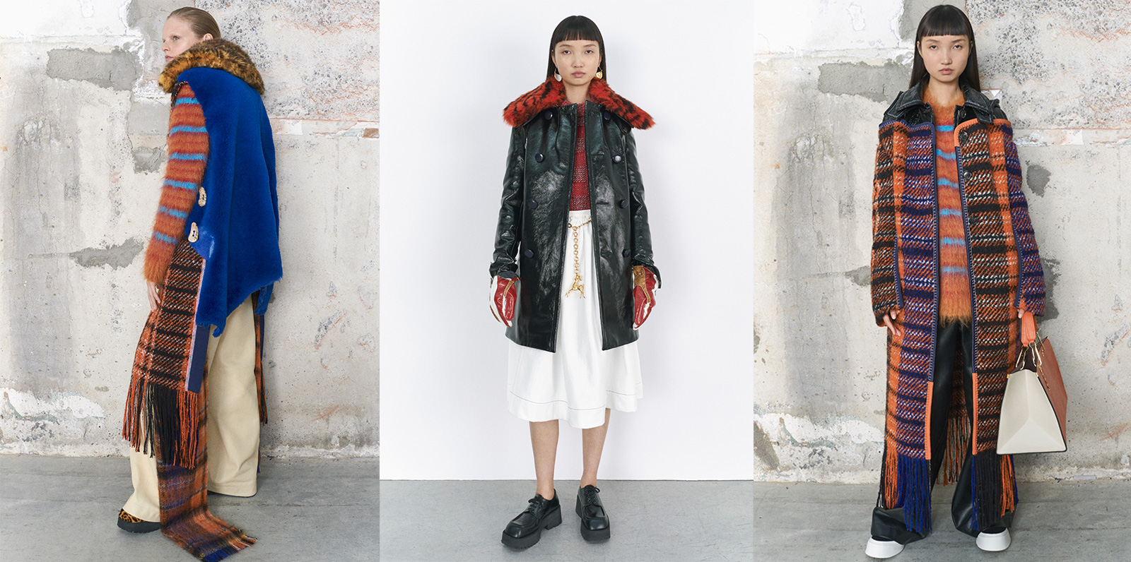 d92ea200 Marni Pre Fall 19 collection now available at Dover Street Market Los  Angeles.