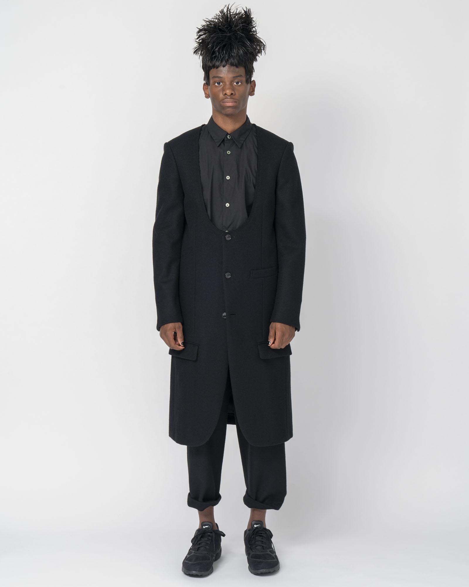 Black Comme des Garçons - shot 8