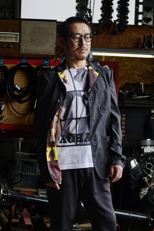 Comme des Garçons Junya Watanabe MAN - shot 11